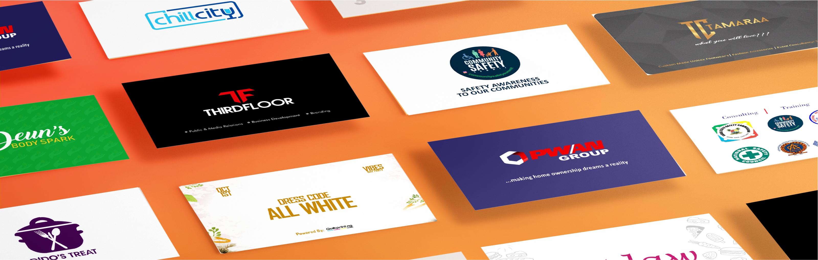 business cards quikprint